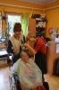 Warsztaty fryzjersko-kosmetyczne w ŚDS
