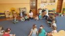 Kilometry w przedszkolu w Wyszatycach