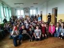 Kilometryobra w Szkole Podstawowej w Buszkowicach