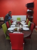Trening kulinarny - gofry, pierogi oraz nakrywanie do stołu